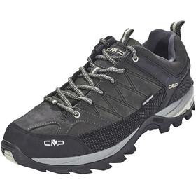 CMP Campagnolo Rigel Low WP - Calzado Hombre - negro
